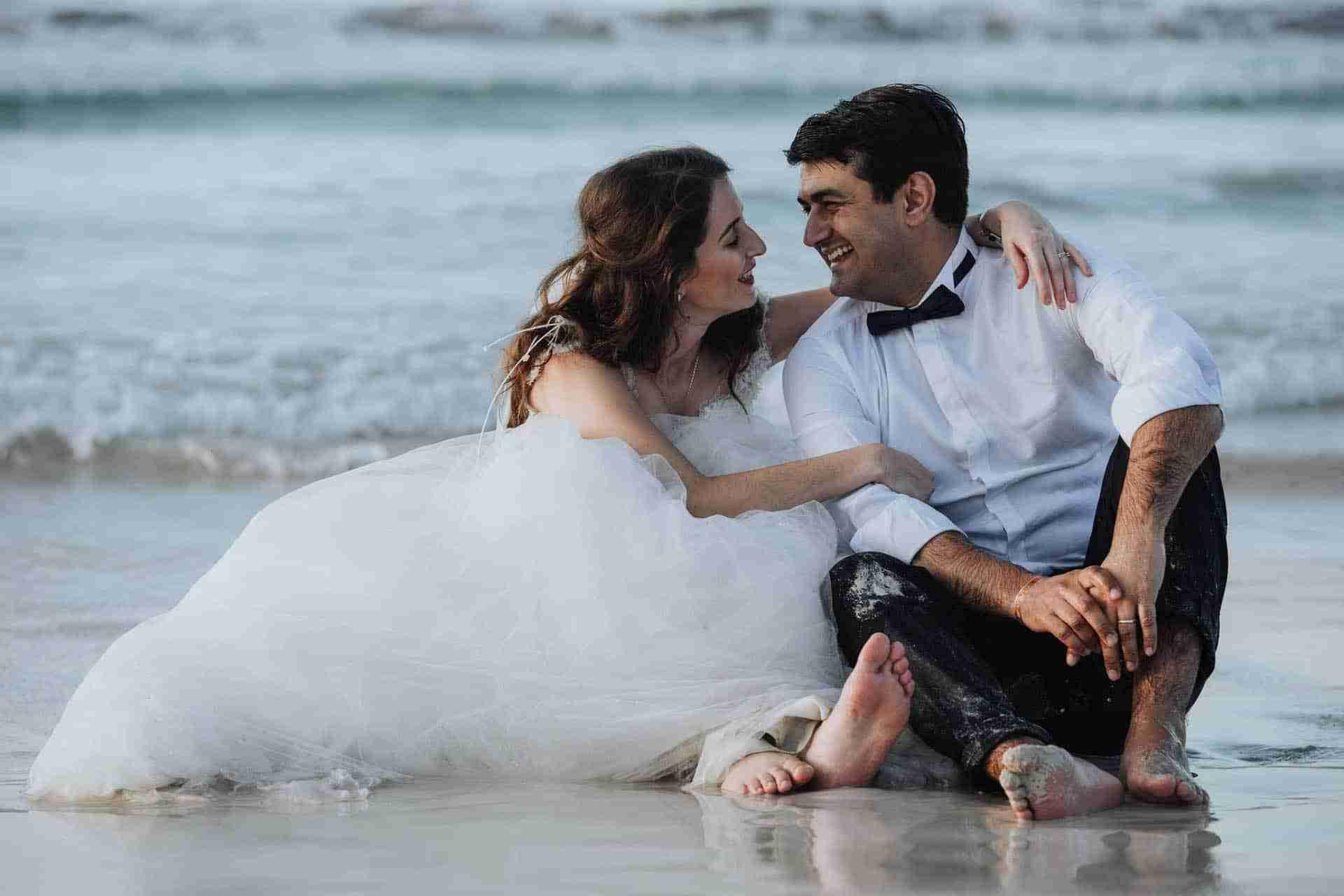 Punta Cana Beach Trash the Dress- Oana+ Michael - Punta Cana wedding ...