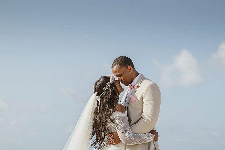 Hard Rock punta cana wedding photographer