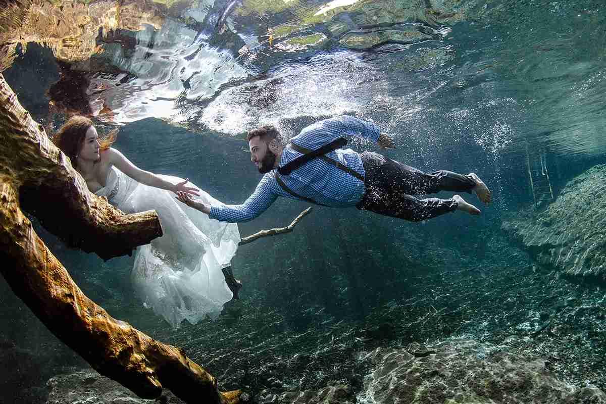 punta cana underwater