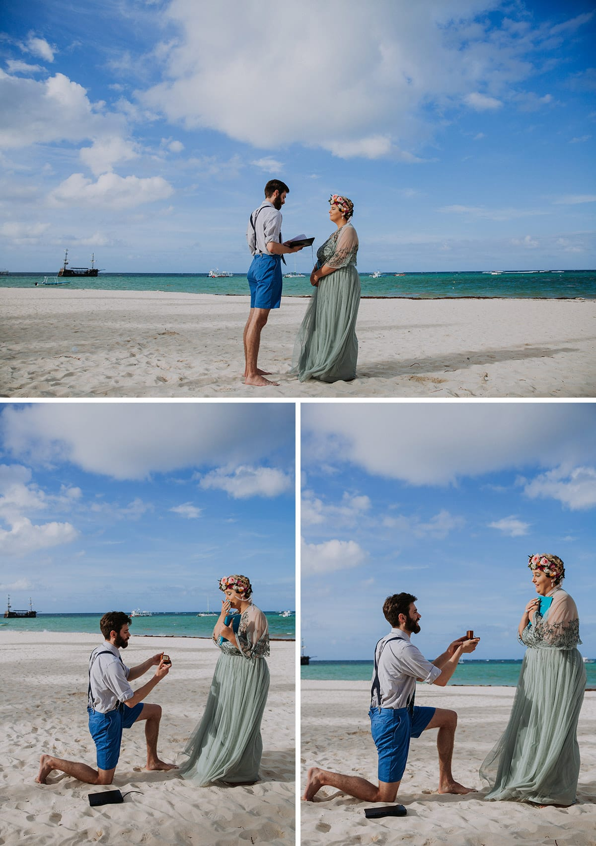 punta cana engagement