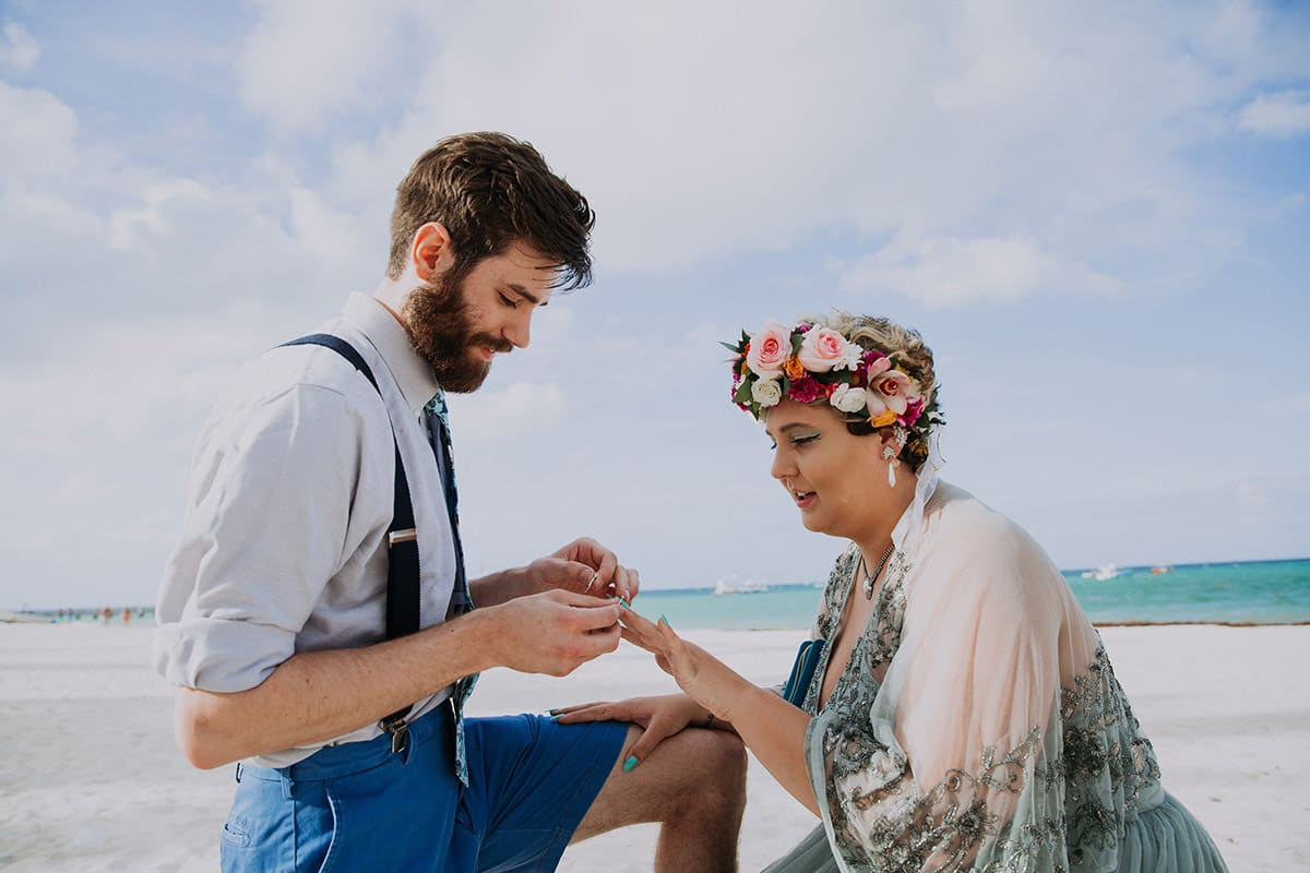 punta cana engagement photographer