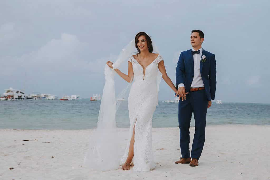 punta cana wedding video