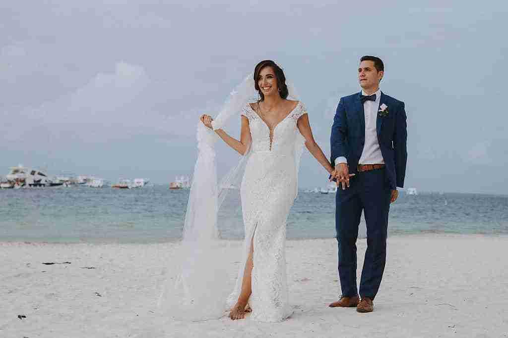 punta cana wedding video