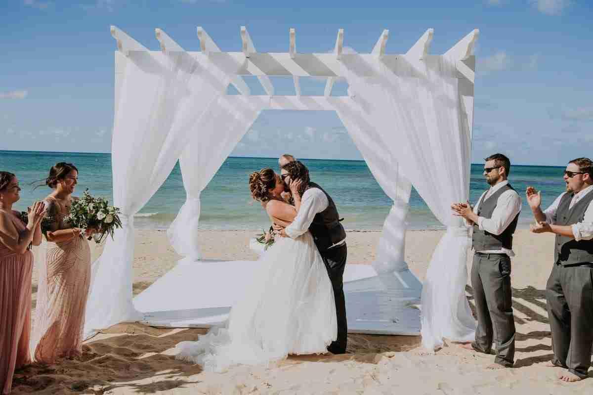 dreams punta cana wedding ceremony