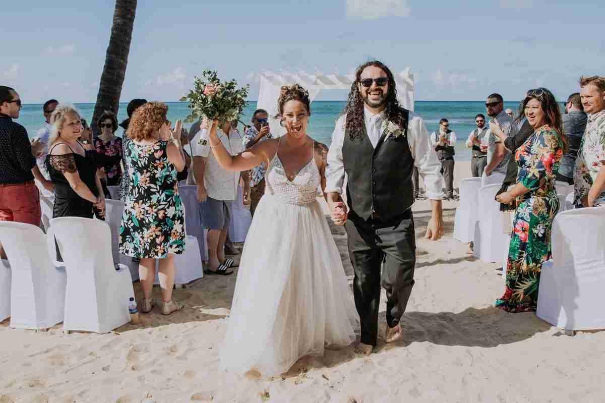 dreams punta cana wedding photographer