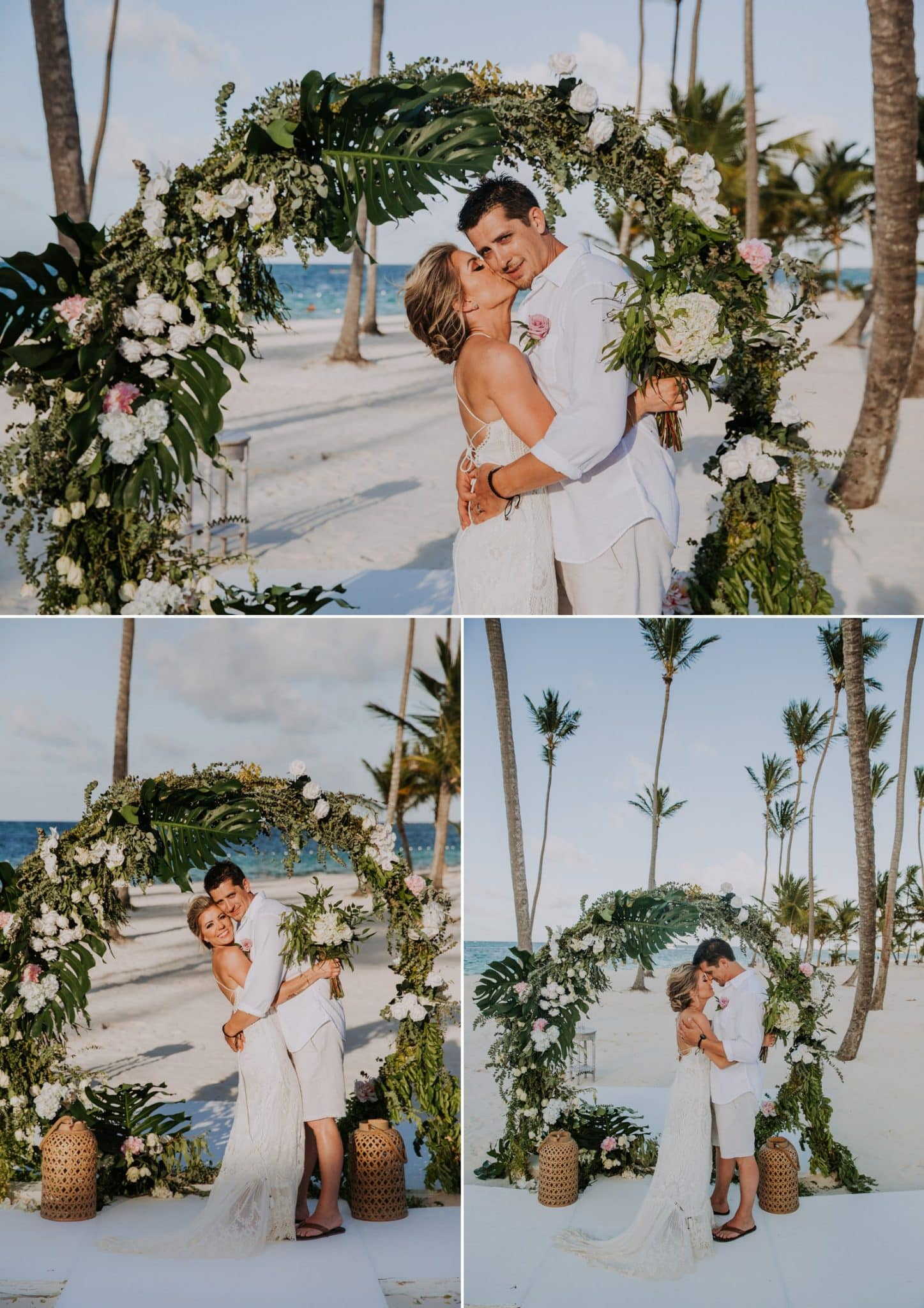 punta cana boho wedding