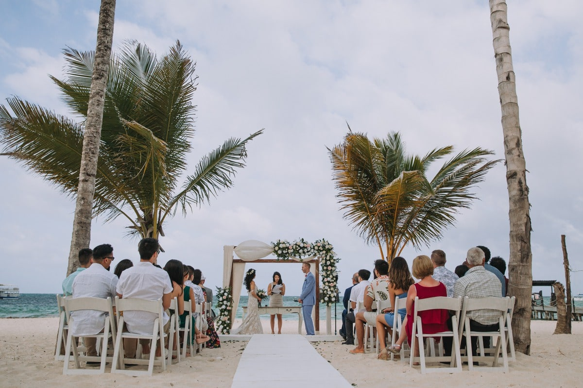 huracan punta cana wedding
