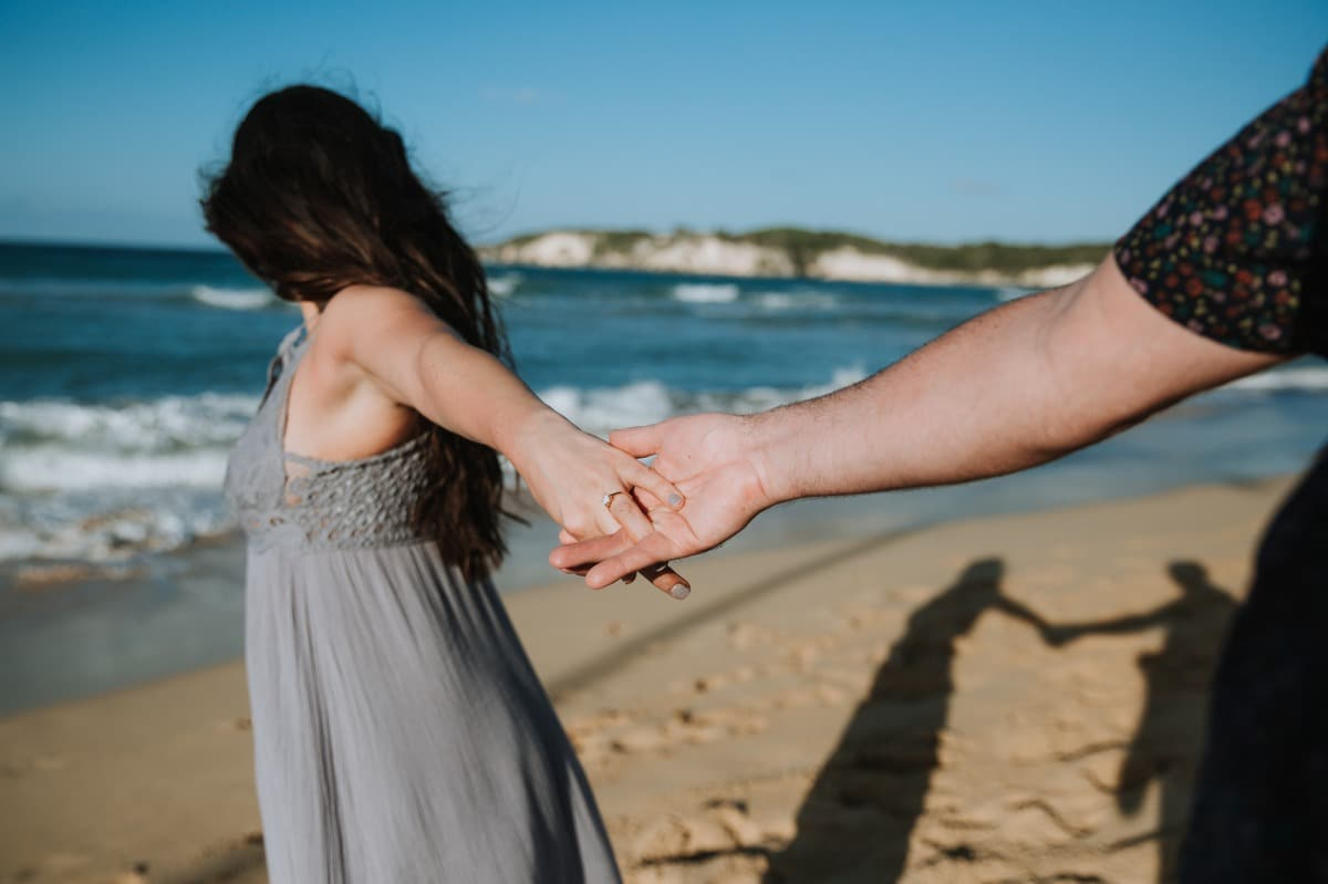 punta cana engagement photographer