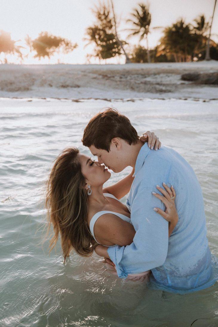Punta cana Honeymoon session