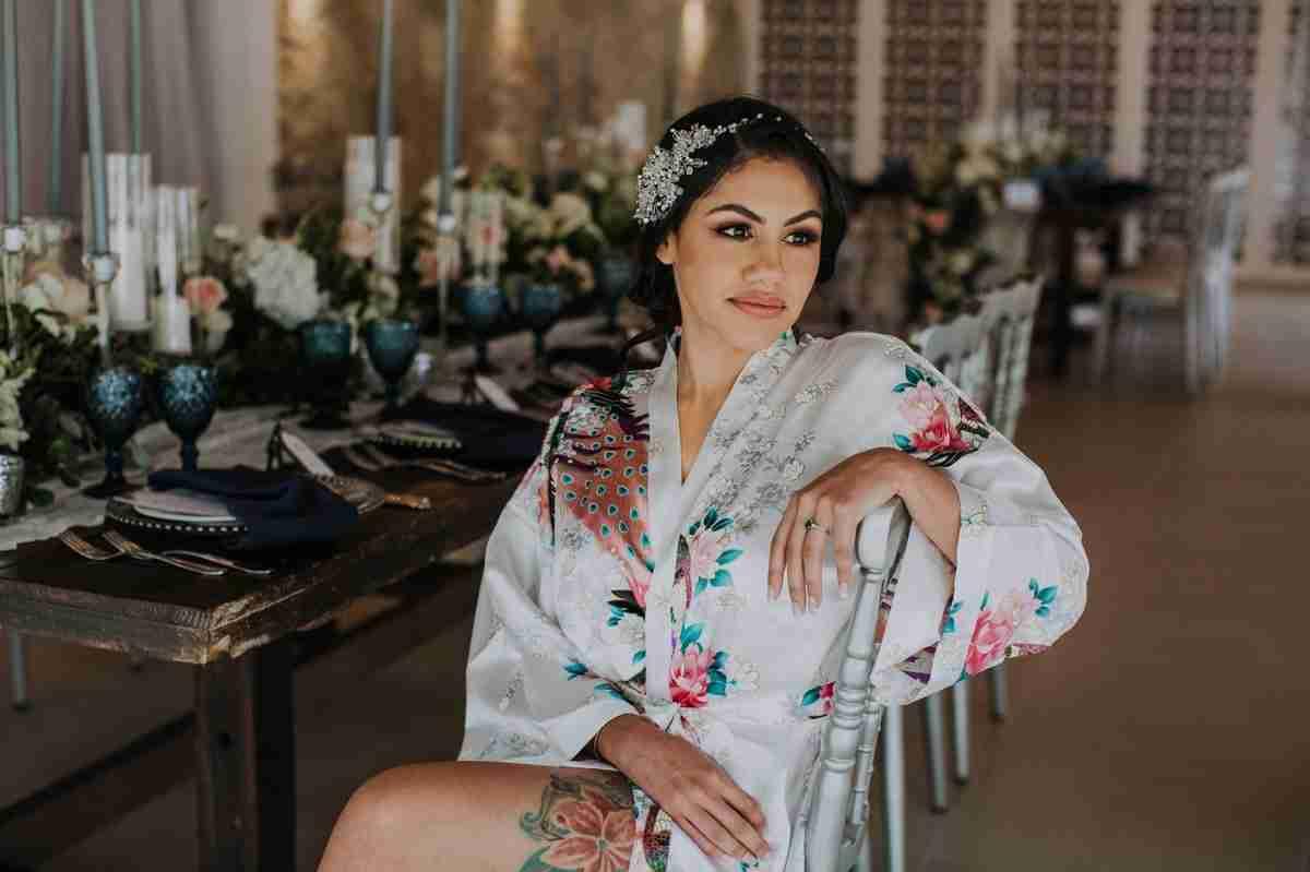 romantic kukua punta cana wedding
