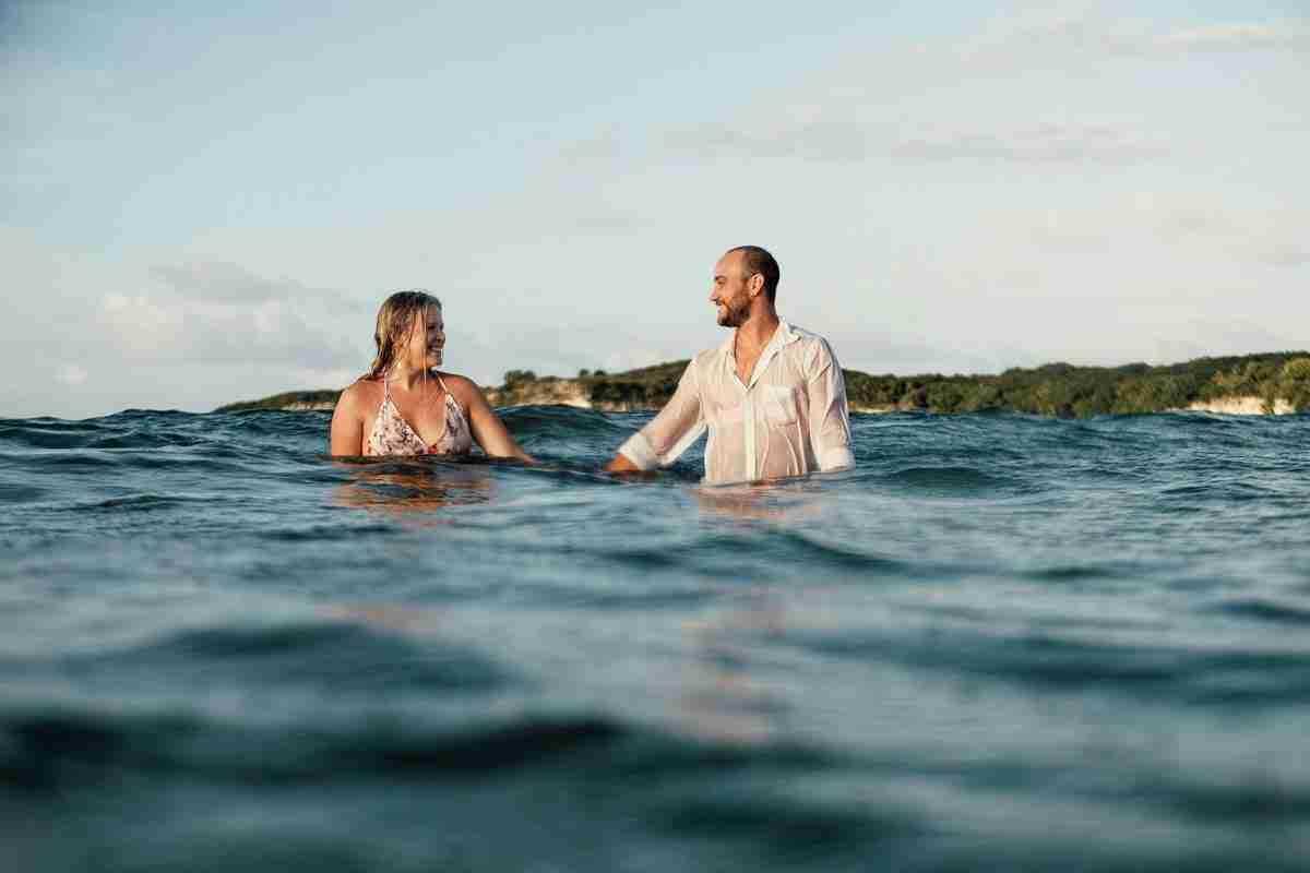 punta cana beach portraits
