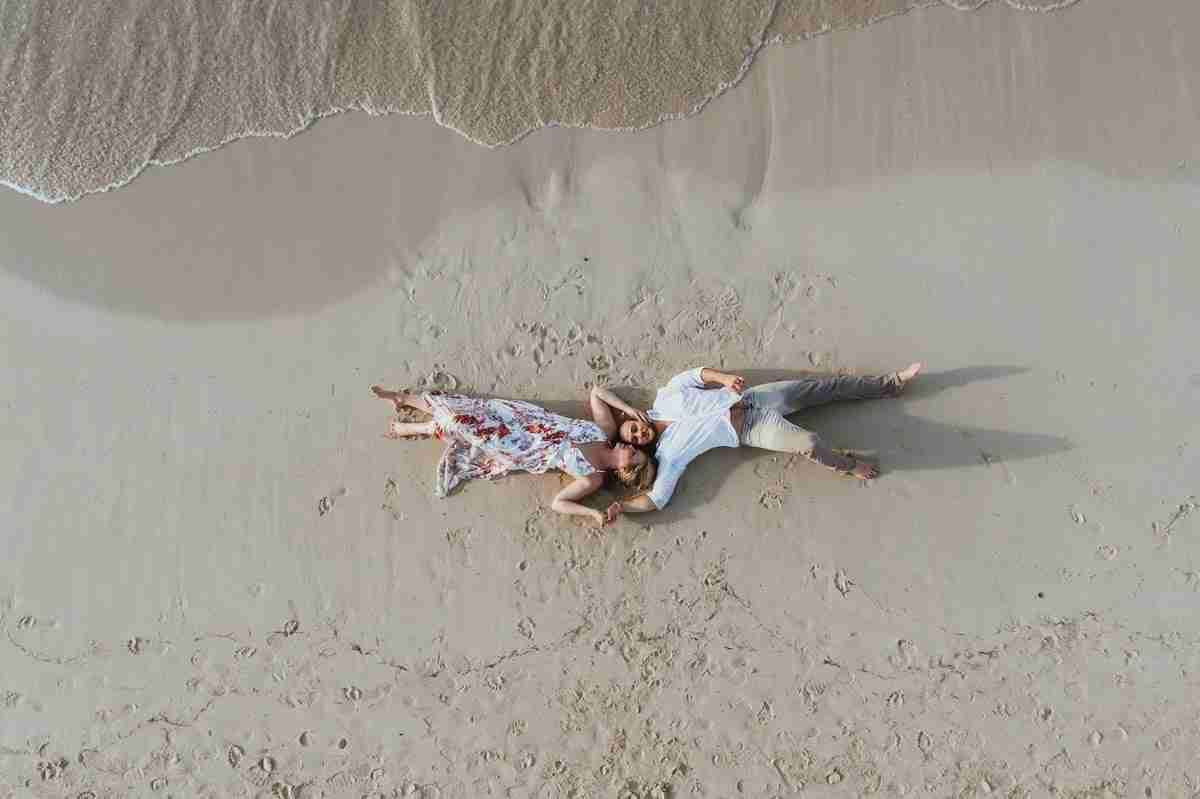 Love, Sea and Sky honeymoon session