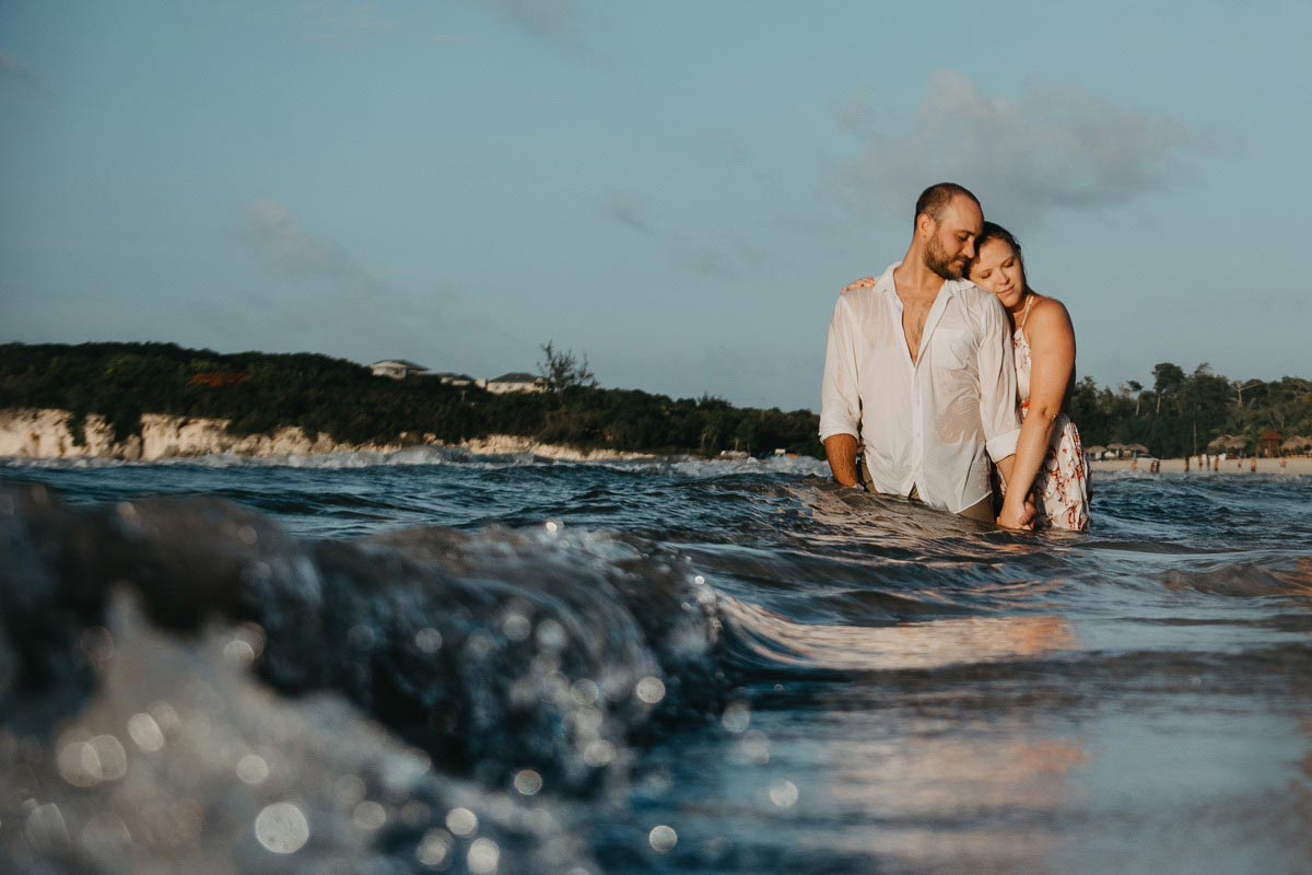 Love, Sea and Sky honeymoon session-